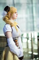 Mami Tomoe - To The Future by Flaming-Goddess