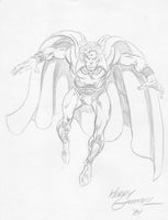 Adam Warlock-Kerry Gammill by Joe-Singleton