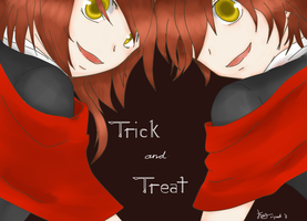 Trick and treat by riyuel