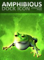 Frog Dock Icon by dEGOnstruction