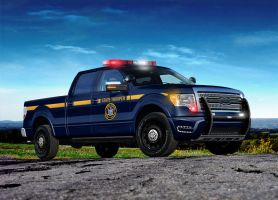 Ford F-150 Interceptor by FordGT