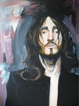 John Frusciante by funkass16