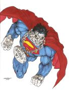 Bizarro again by -vassago-