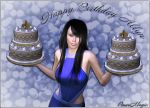 Happy Birthday Allyn by PoserMagic