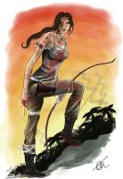 Lara Croft 2012/13 by viper456