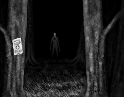 Slender Man by WhiteWolfCrisis13