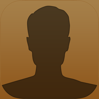 iOS 7 Contacts Icon Redesign 2 by ndenlinger
