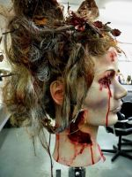 Zombie- Updo Contest by Divulged