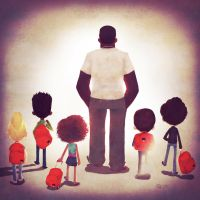 Probation Father by Andry-Shango