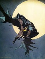 Batman 1990 by TonyGCampagna