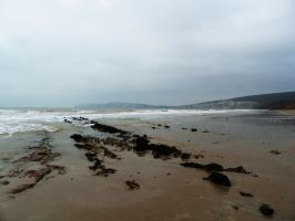 Isle of Wight - beach by PhilsPictures