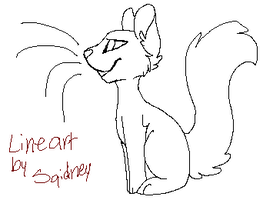 Lineart[free] by Sqidney
