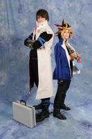 The Top Two Duelists by MechanicalPenguin