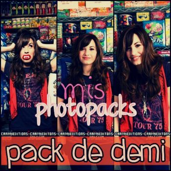 pack de demi 10 by kamilitapiglet