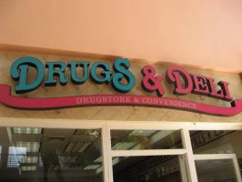 Drugs And Deli by JLWilliamson