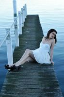 Charis - jetty seat 1 by wildplaces