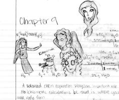 Doodles from Chem Class by AlyG13