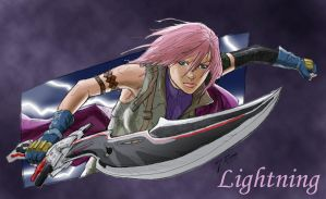 Lightning by diabolicol