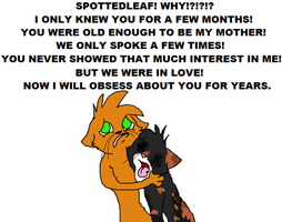 Spottedleaf's Death by Miiroku
