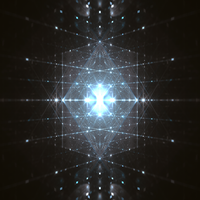 Diamond Cluster by JanRobbe