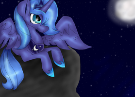 Young Luna by PlagueDogs123