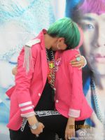 BIGBANG TOP GD TG COSPLAY by YEYINGdynasty