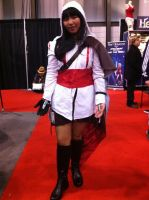 NYCC 2011 - Altair by BluePhoenix-Ra
