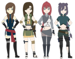 Naruto Adoptables #24 CLOSED by VioletSnow24