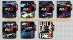 Initial D Folder Icons Pack by Maxi94-Cba