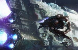 The Lost Fleet: dreadnought by moonxels