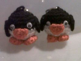 Mini Penguins by cted5692