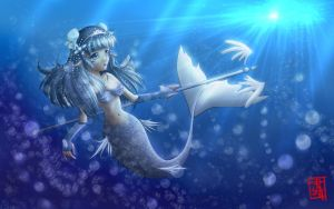 For Fantasydreamer1004-Saiyuni by XiaoChuu