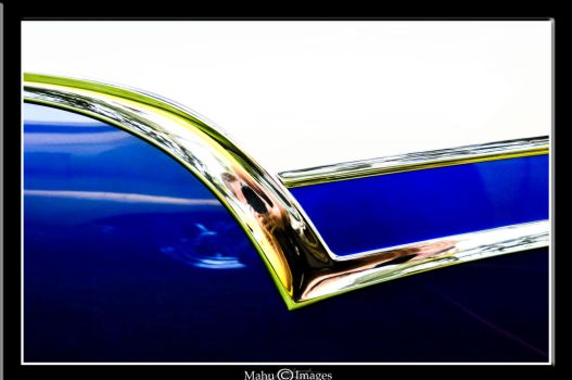 57 Custom Tudor Sedan Molding by mahu54