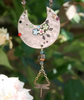 Steampunk Garden Bling by mermaidencreations
