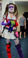 Harley Quinn by Indefinitefotography