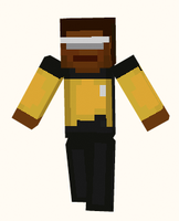 La Forge MC Skin by DarthMomo