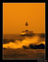 Maybe Light House by dugonline