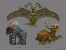 Creatures 0004 by EricT