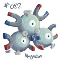 082 - Magneton by oddsocket