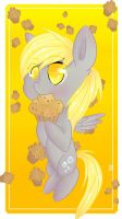 Derby eat muffins by tf999dreams