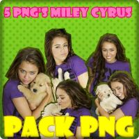 pack png miley cyrus by luceroval