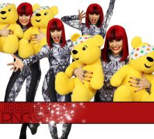 Jessie J-Children In Need Rocks 2011 by onlyexeption-JB