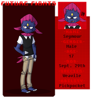 PFF: Seymour app by ToxicPeaches