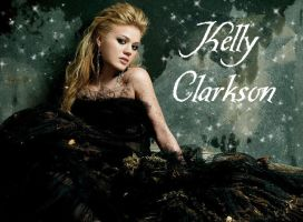 Kelly Clarkson Wallpaper by Mistify24