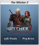 The Witcher 2 Icon by Th3-ProphetMan