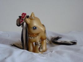 custom my little pony cleopatra 4 by thebluemaiden