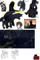 .:HTTYD: Iscribble Doodles:. by Sofy-Senpai