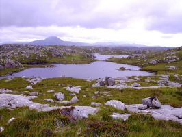 view south from Rhiconich by merearthling