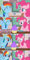 Baking With Rainbow Dash by Beavernator