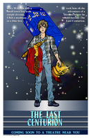Rory: The Last Starfighter by elfgrove